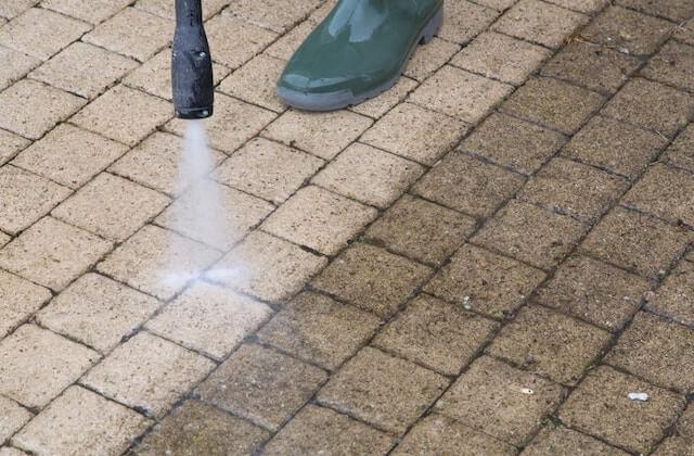 alexandria patio cleaning