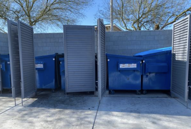 dumpster cleaning in alexandria