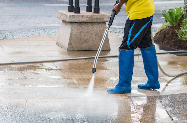 commercial cleaning alexandria